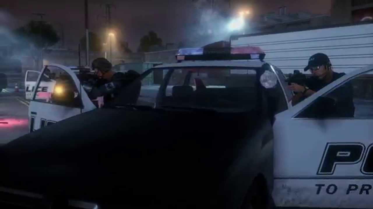 Battlefield Hardline, trailer exploziv pentru Rescue