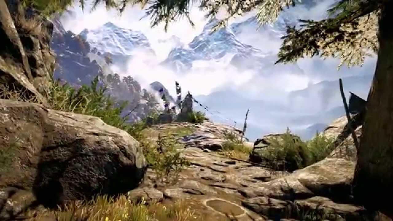 Trailer pentru Far Cry 4 ce prezintă Kyrat