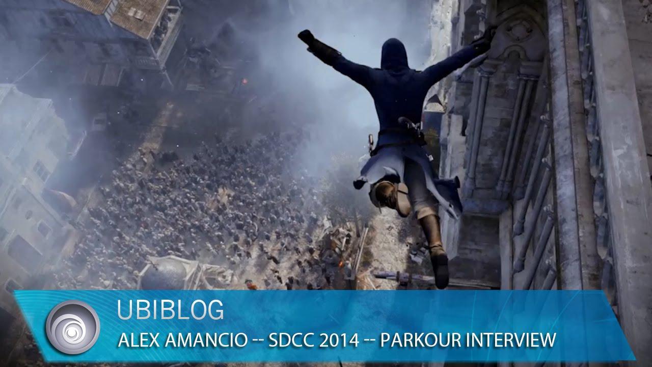 Ubisoft își prezintă propia viziune pentru parkour