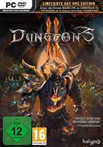 Dungeons 2 Box Art