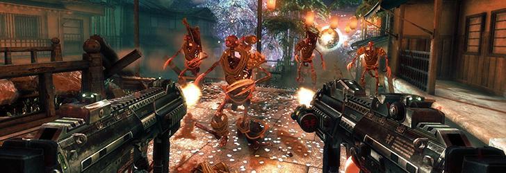 Shadow Warrior amânat până în Octombrie pentru Xbox One și PS4