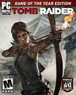 Tomb Raider GOTY Box Art