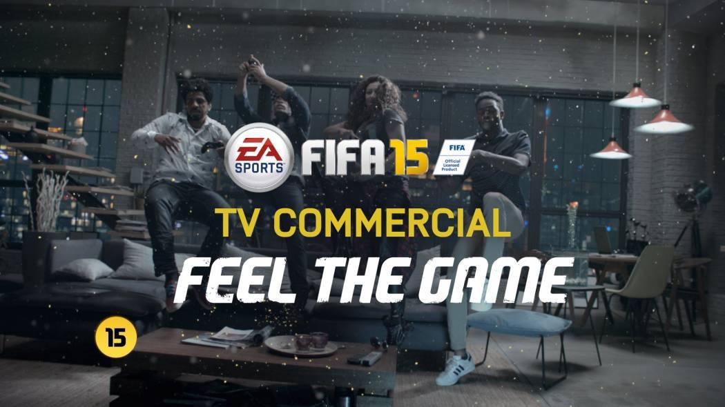Emoțiile conferite de FIFA 15 ne sunt acum prezentate în noul clip publicitar