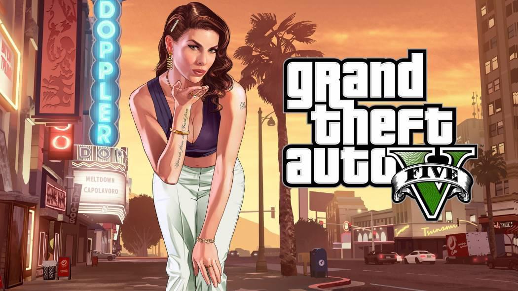 Grand Theft Auto V pentru noua generație și PC va arăta minunat