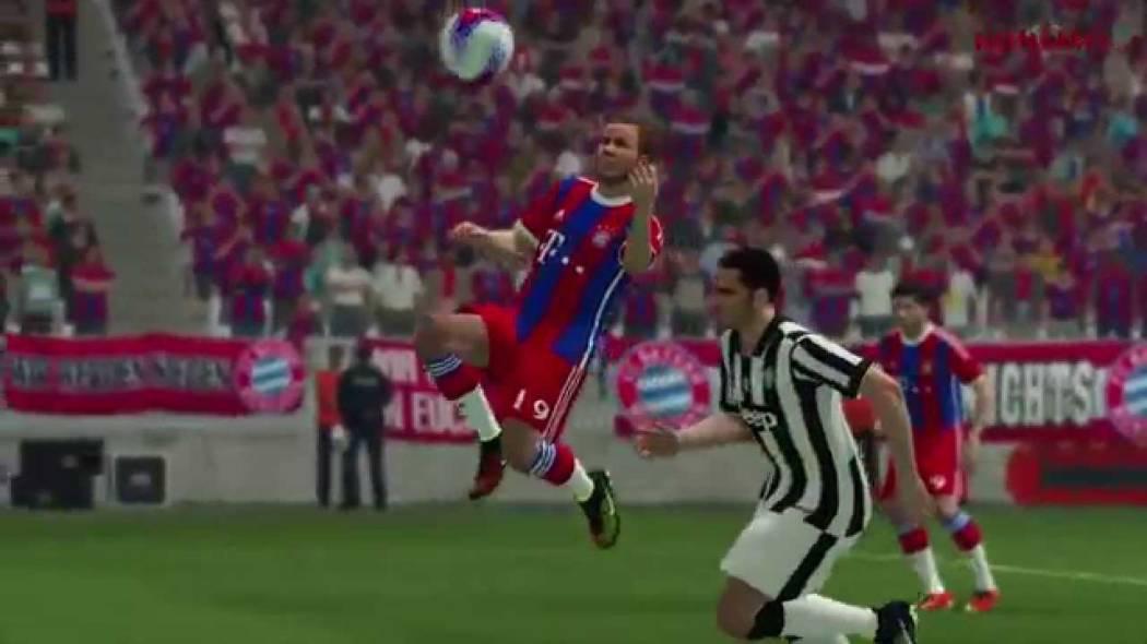 Pro Evolution Soccer 2015 primește un nou trailer în cadrul conferinței TGS 2014