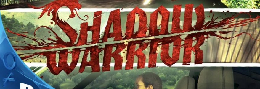 Shadow Warrior primește trailer pentru Xbox One și PS4