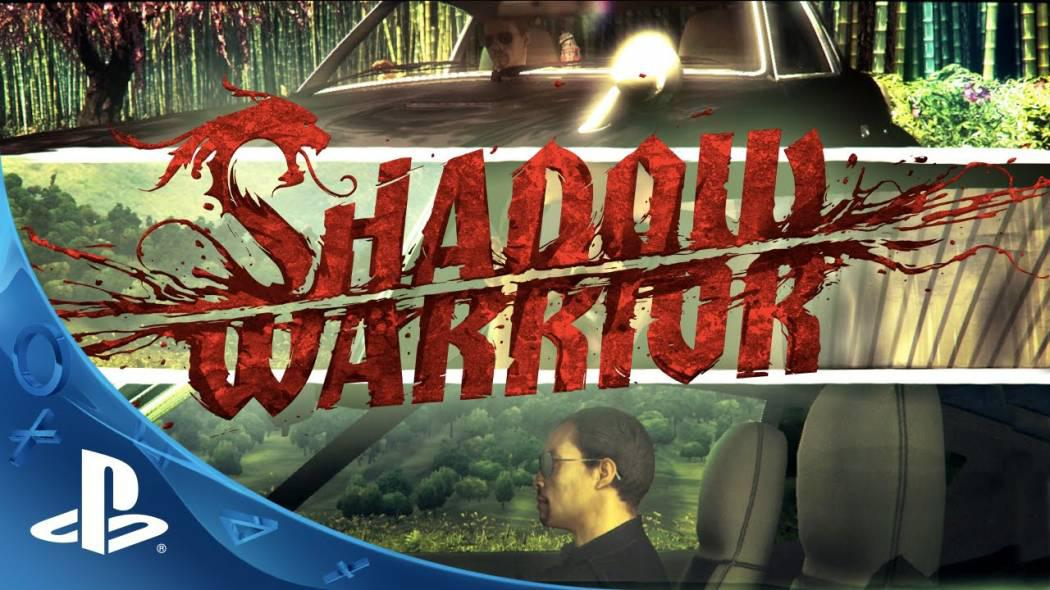 Shadow Warrior primește trailer pentru Xbox One și PS4