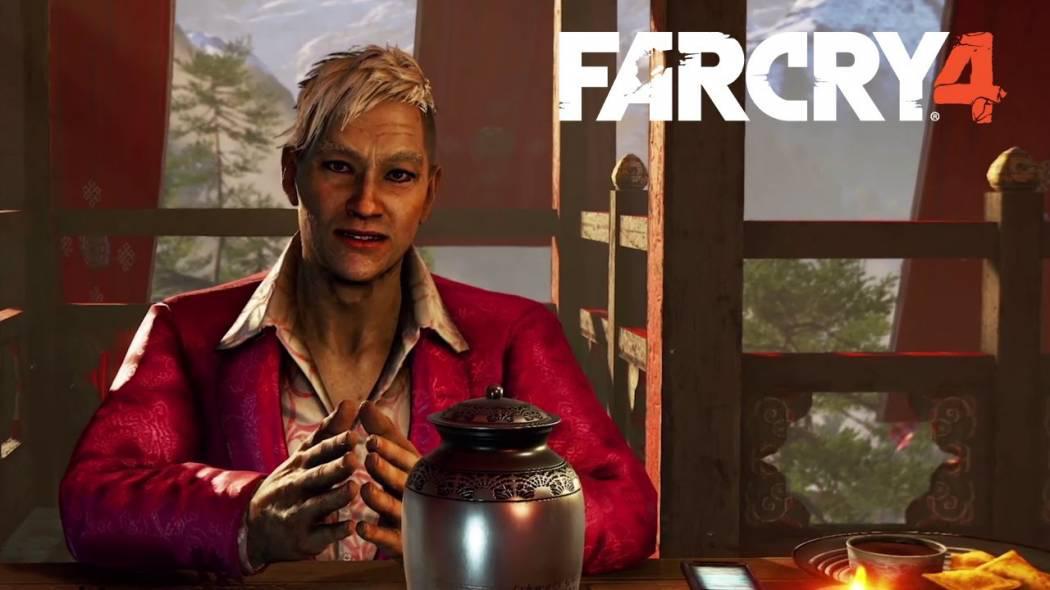 Trailer ce se concentrează pe regele din Kyrat din Far Cry 4