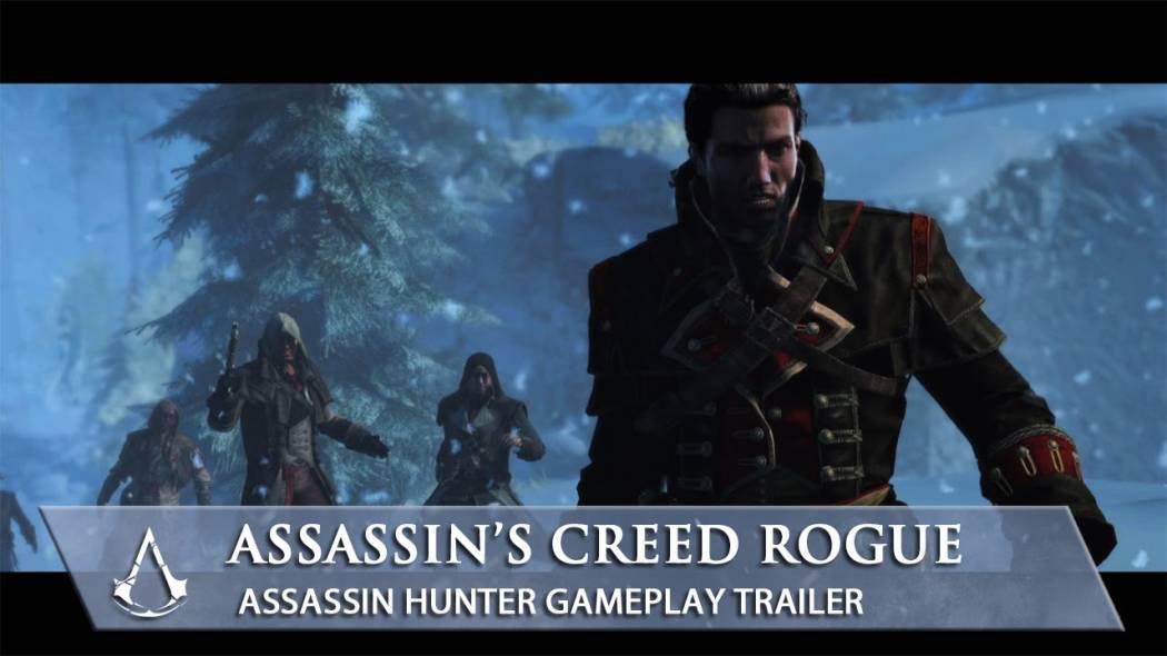 Ubisoft ne oferă un nou trailer pentru Assassin's Creed: Rogue