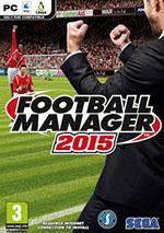 Football Manager 2015 Box Art