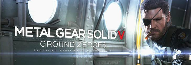 Metal Gear Solid 5: Ground Zeroes își face apariția în Decembrie și pe PC