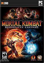 Mortal Kombat Komplete ED Coperta