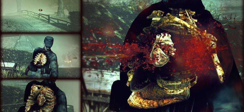 Imagini Sniper Elite: Nazi Zombie Army