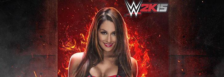 WWE 2K15 rulează în 1080p pe Xbox One și PS4