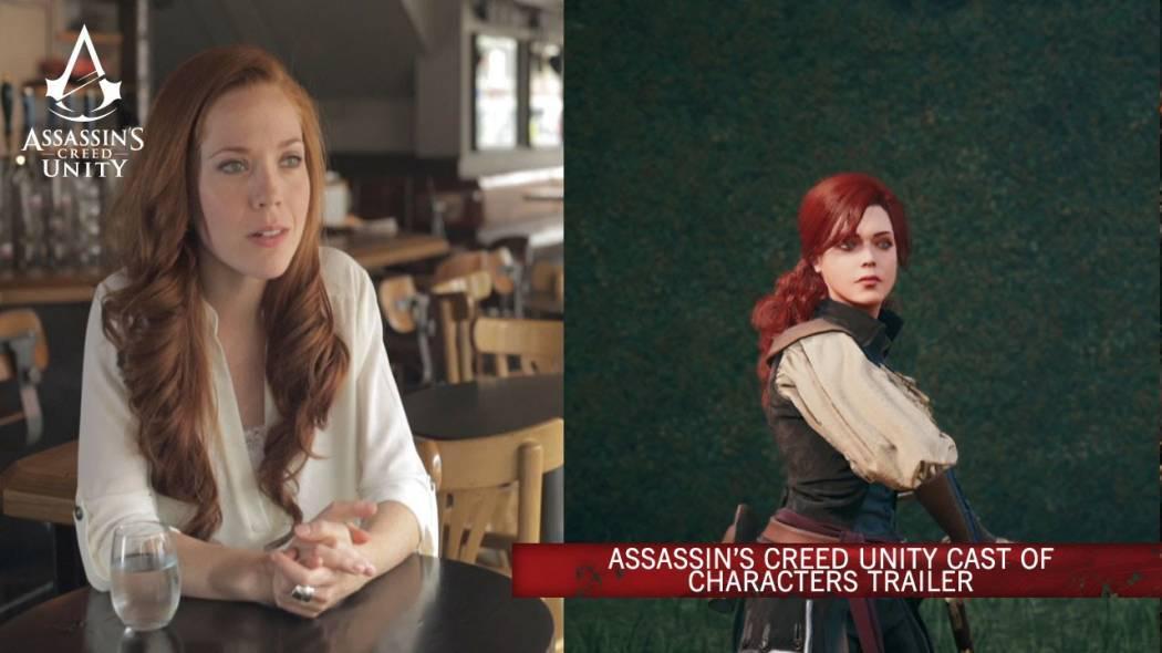 Actorii ce vor ecraniza personajele cheie din jocul Assassin's Creed: Unity ne sunt prezentate