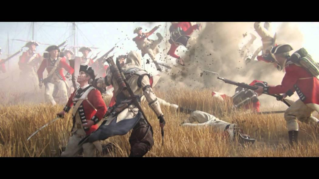Assassin's Creed 3 E3 2012 Trailer