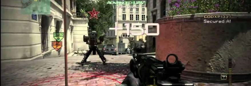 Call of Duty Modern Warfare 3 Tango Down Multiplayer Trailer