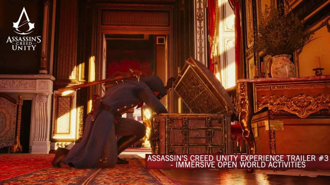 Experiența open world ne este prezentată în cel mai nou trailer Assassin's Creed: Unity