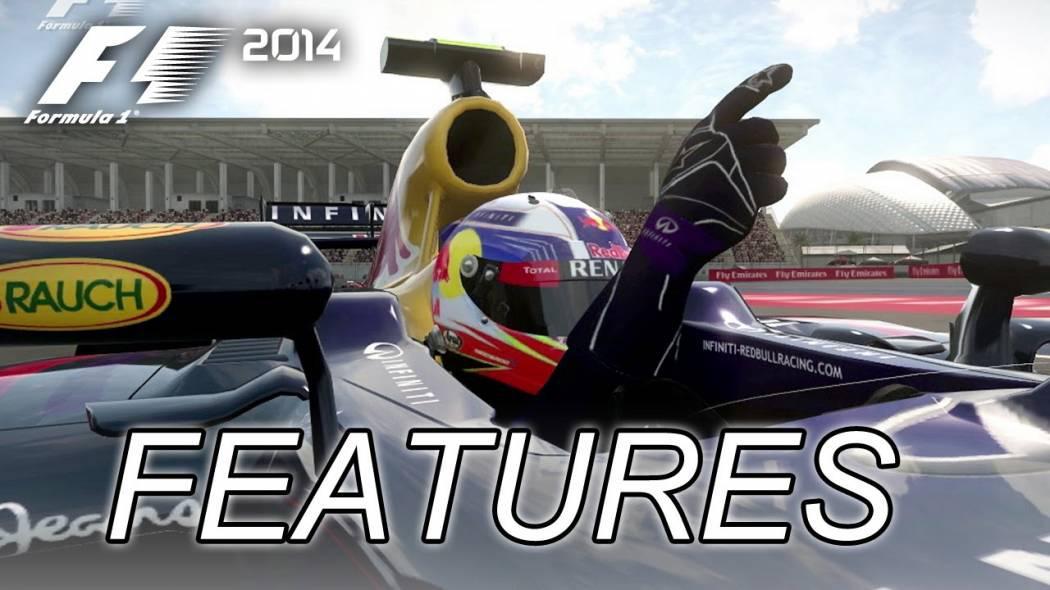F1 2014 primește trailer ce ne prezintă caracteristicile jocului