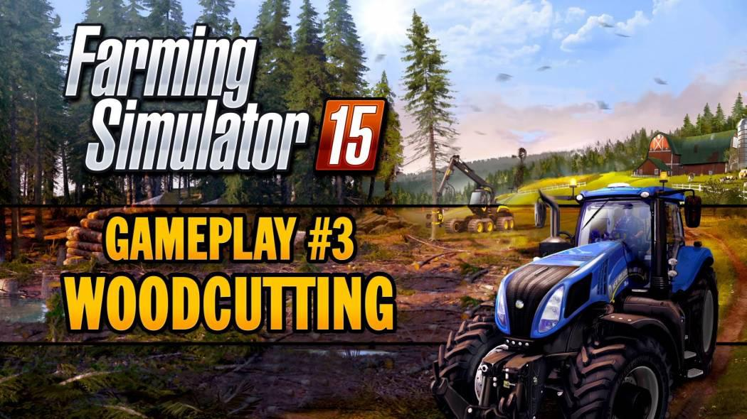 Farming Simulator 15 primește gameplay teaser