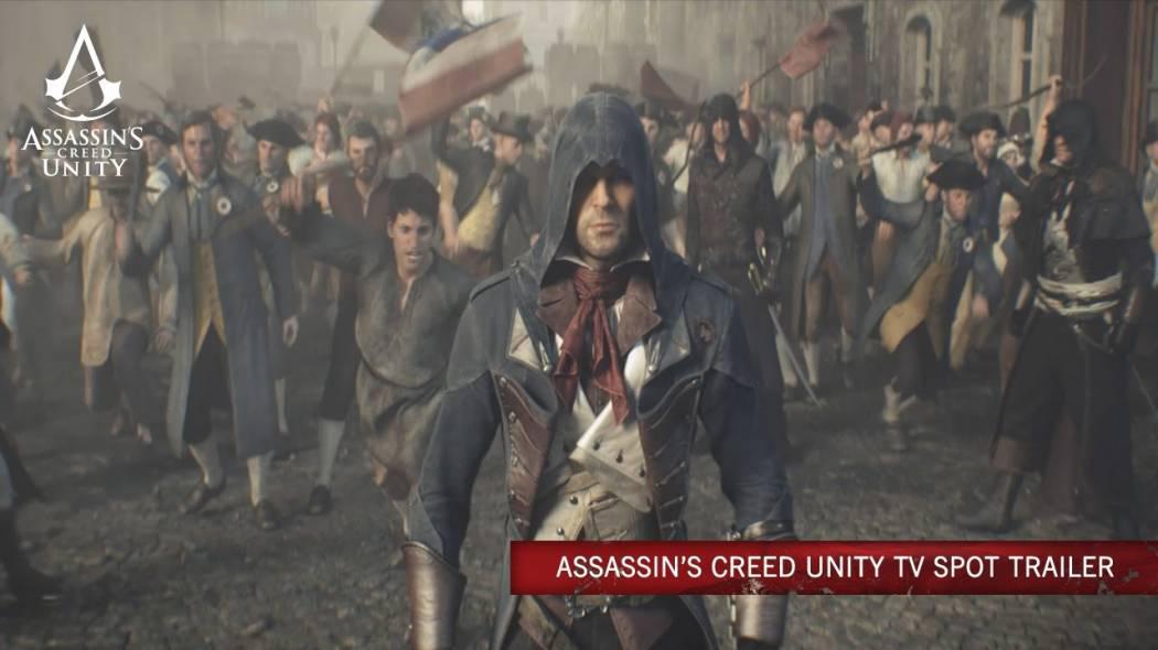 În Assassin's Creed: Unity nu vă veți mai simți singur niciodată