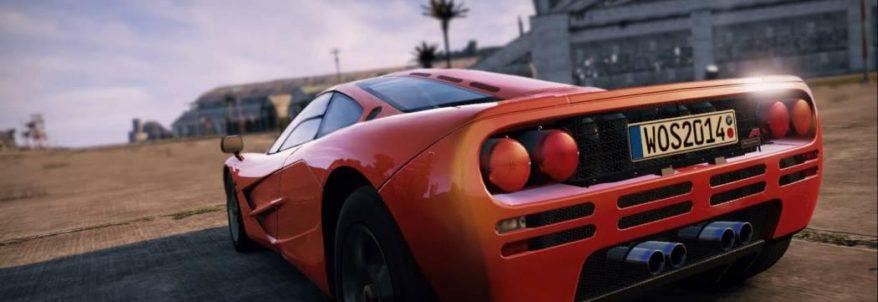 McLaren F1 prezentat în noul trailer pentru World of Speed
