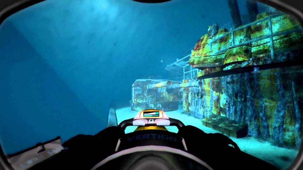 Nou trailer pentru World of Diving ce explorează Bismarck