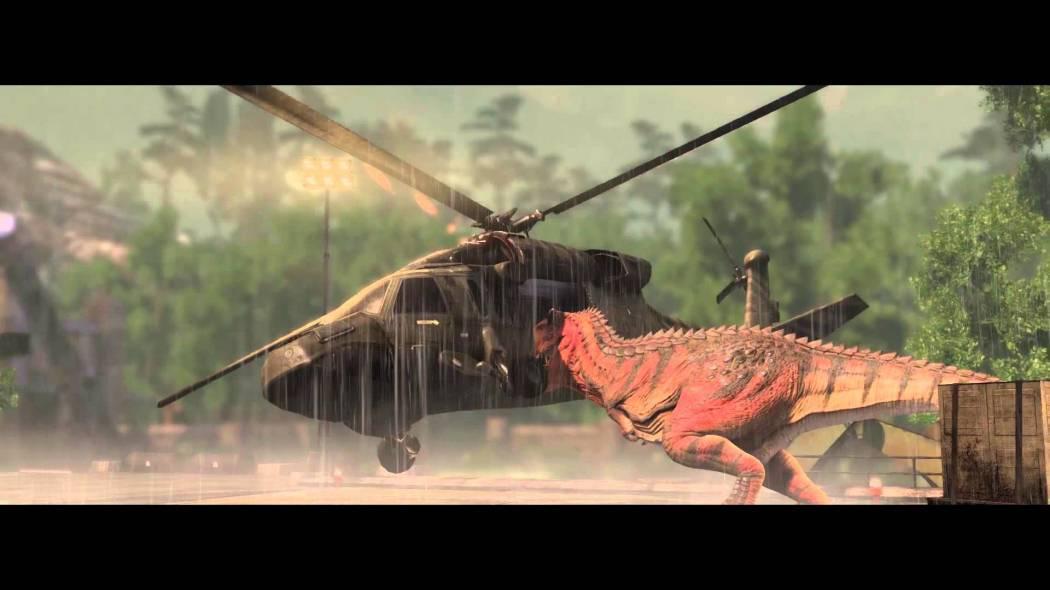 Primal Carnage: Extinction se va lansa pentru PlayStation în 2015