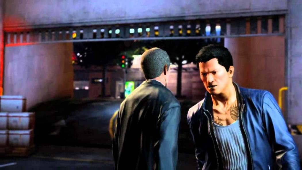 Sleeping Dogs E3 2012 Trailer