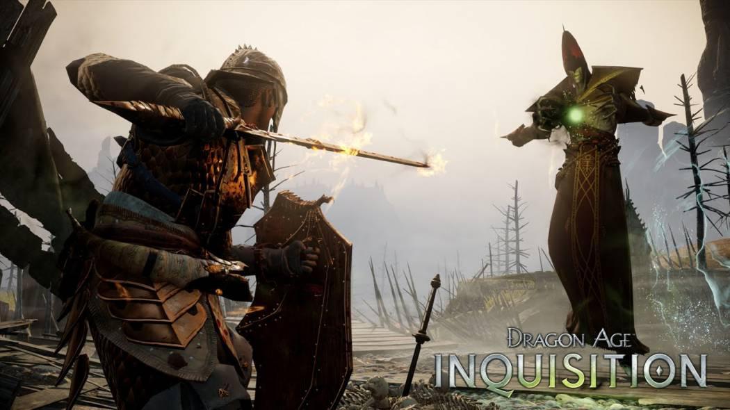 Trailer ce prezintă caracteristicile din Dragon Age: Inquisition
