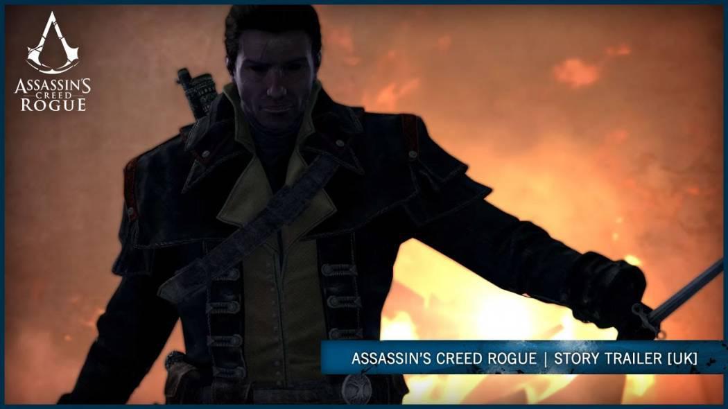 Trailer ce prezintă povestea din Assassin's Creed: Rogue
