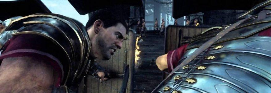 Trailer ce prezintă Ryse: Son of Rome în rezoluție 4K