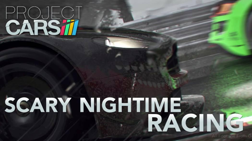 Trailer superb ce prezintă cursele de noapte din Project CARS