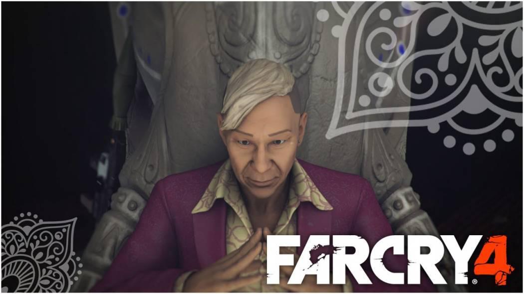 Ubisoft ne dezvăluie ediția de colecție a jocului Far Cry 4