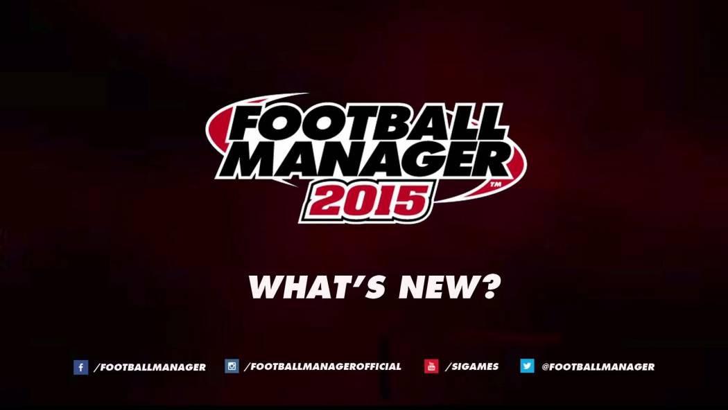 Videoclip ce prezintă caracteristicile din Football Manager 2015
