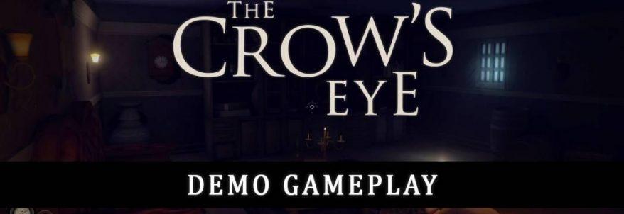 3D2 Entertainment își lanzează proiectul The Crow's Eye pe Kickstarter