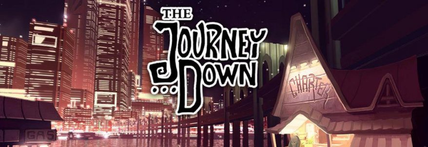 The Journey Down: Chapter One