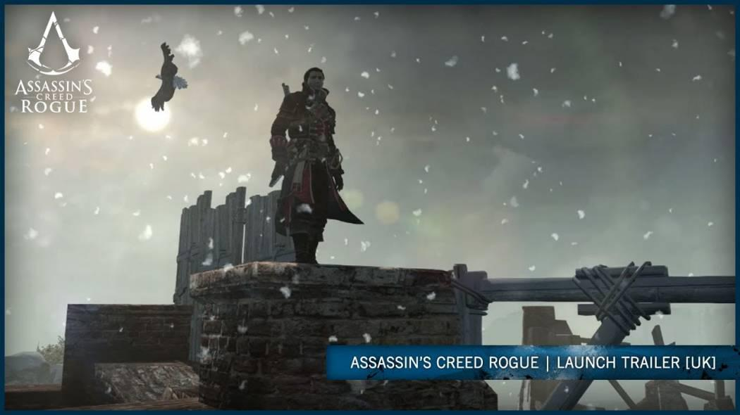 Assassin's Creed: Rogue se lansează astăzi