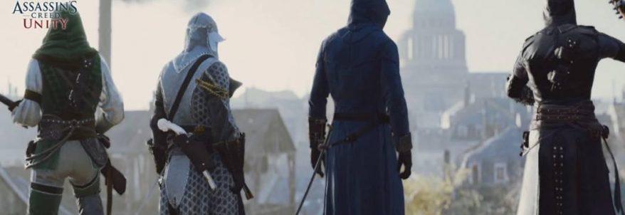 Assassin's Creed: Unity primește trailer de lansare