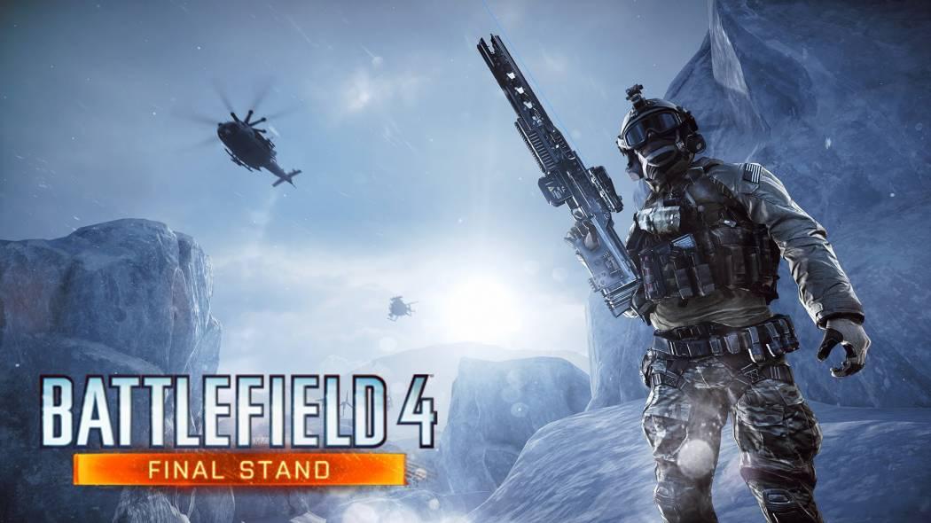 Battlefield 4: Final Stand se lansează astăzi pentru membrii Premium