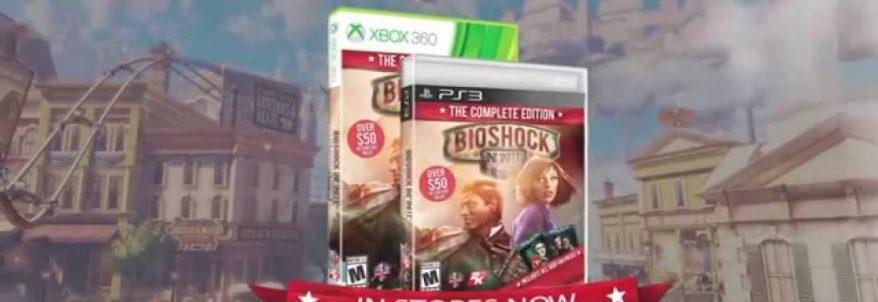 Bioshock Infinite primește trailer ce prezintă ediția completă