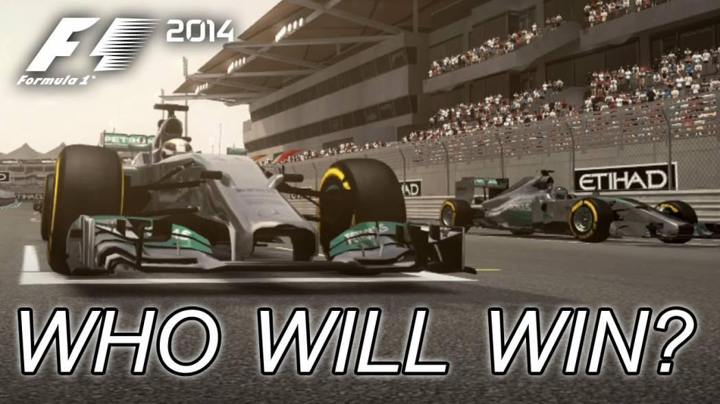 Finalul sezonului de F1 poate fi jucat în F1 2014