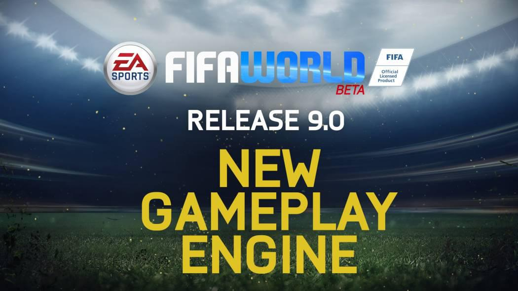 Gameplay trailer ce prezintă noul engine din FIFA World