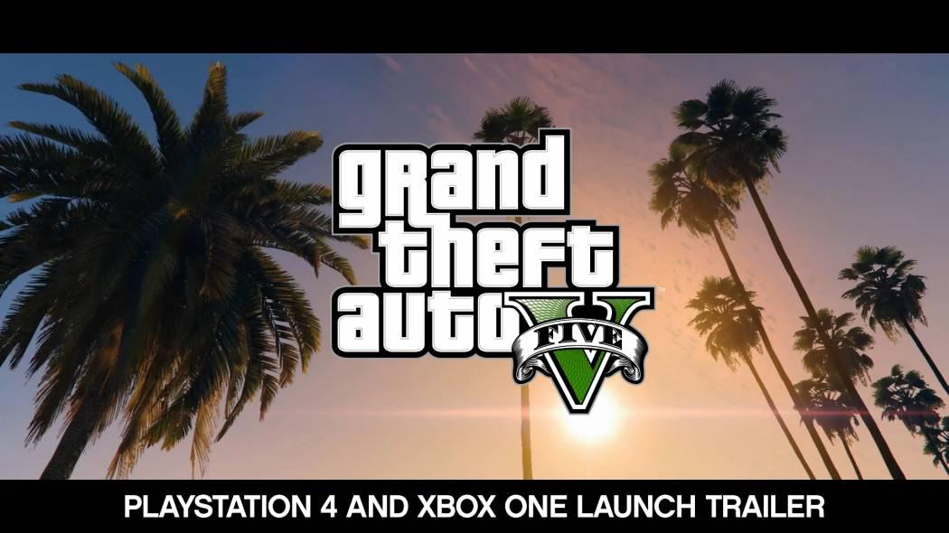 Grand Theft Auto V primește trailer de lansare pe Xbox One și PS4