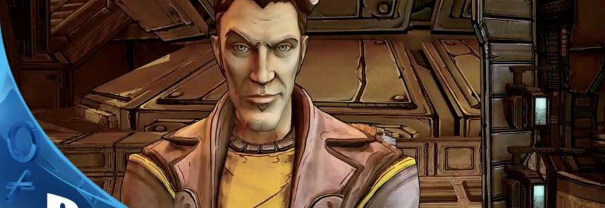 Handsome Jack este al cincilea aventurier pe care îl puteți controla în Borderlands: The Pre-Sequel