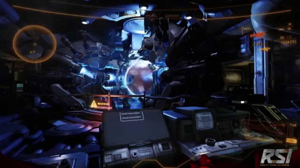 Luptele FPS din Star Citizen sunt prezentate în noul clip