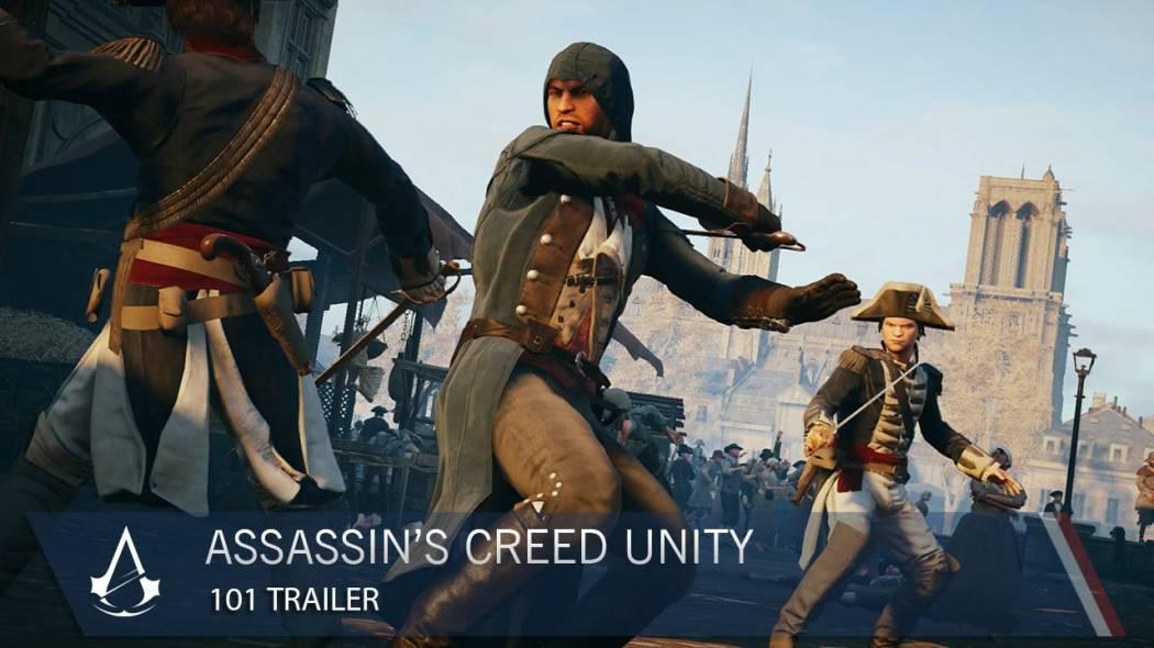 Noul trailer Assassin's Creed: Unity vă explică tot ceea ce trebuie să știți despre joc