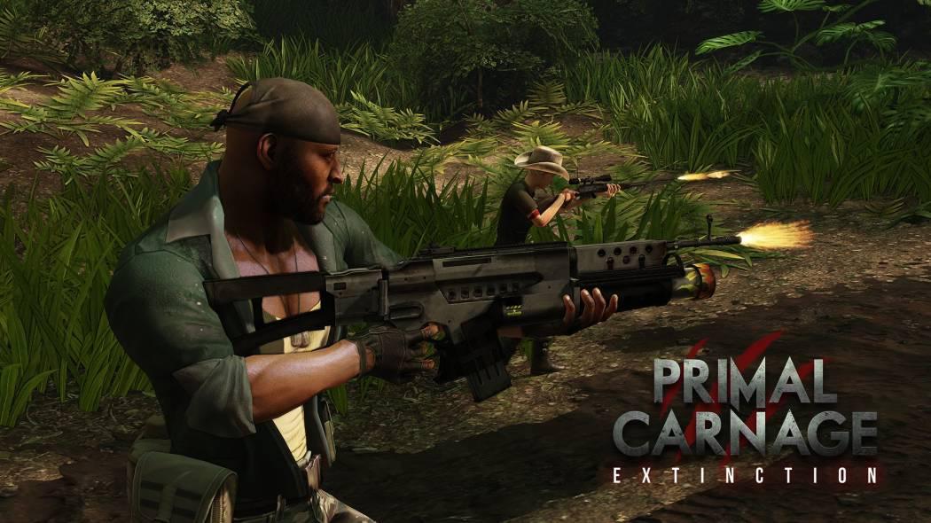 Primal Carnage: Extinction primește gameplay trailer din Alpha