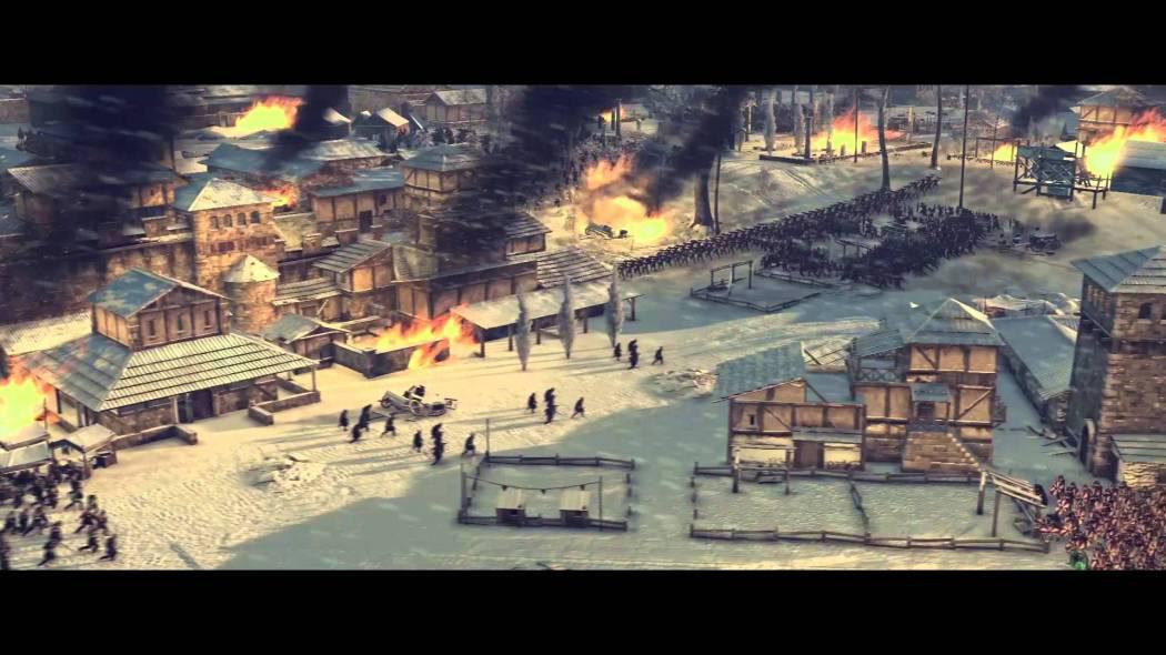 Total War: Attila primește trailer ce anunță bonusul de pre-comandă