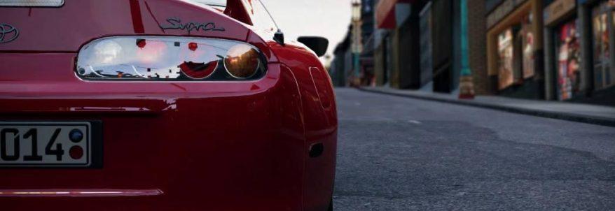 Toyota Supra Mk4 prezentată în noul trailer pentru World of Speed